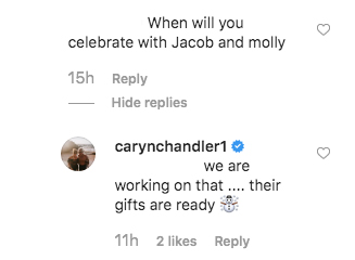 Caryn Chandler Says She and Matt Roloff Are 'Working On' Celebrating the Holidays With Jacob and Molly