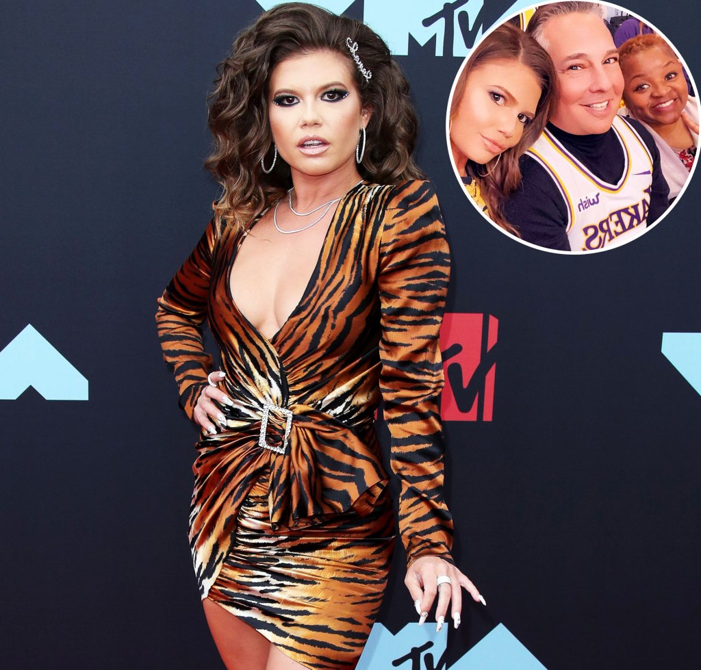 Chanel West Coast Clapsback at Haters Who Called Her Out for Using a Filter on a Family Photo