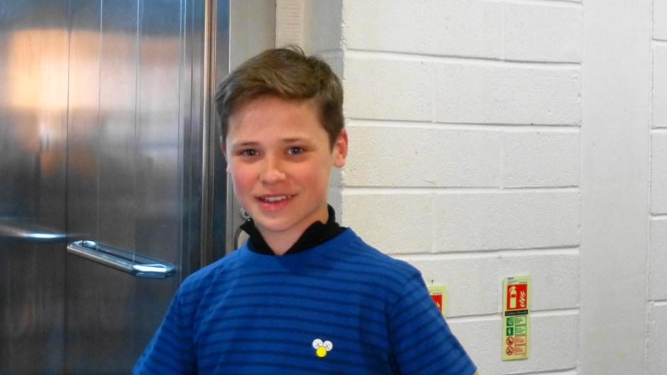 Child Actor Jack Burns