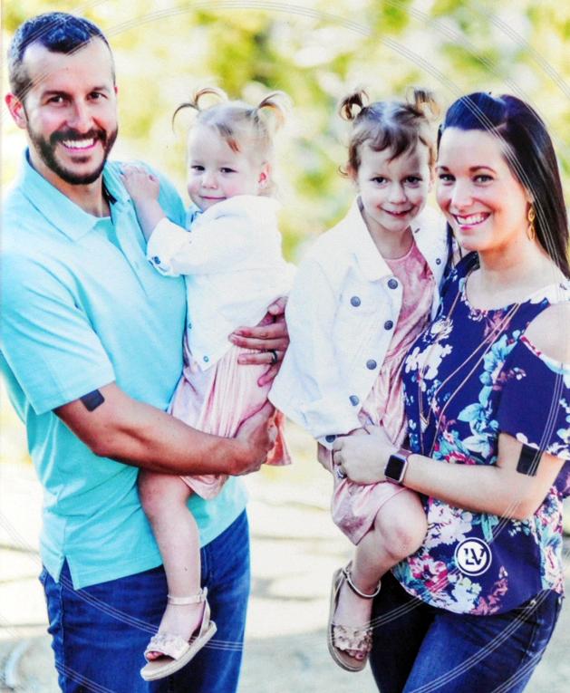 Chris Watts Family