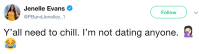 David Eason Seemingly Shades Jenelle Evans Dating Rumors