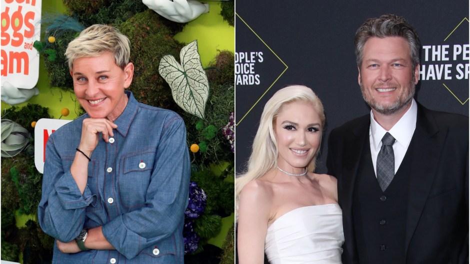 Ellen-DeGeneres-Wants-Blake-Shelton-To-Propose-To-Gwen-Stefani