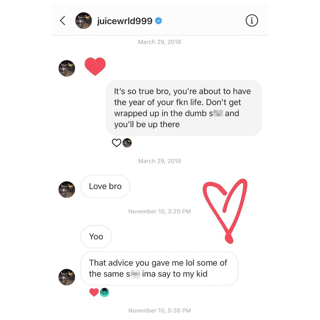 FaZe Banks Told Juice Wrld Not Get Wrapped Up in Dumb S--t Before Death