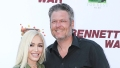 Gwen Stefani Blasts Duet With Blake Shelton in the Car