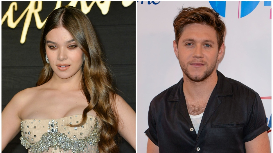 Hailee-Steinfeld-Seemingly-Shades-Niall-Horan-In-New-Song