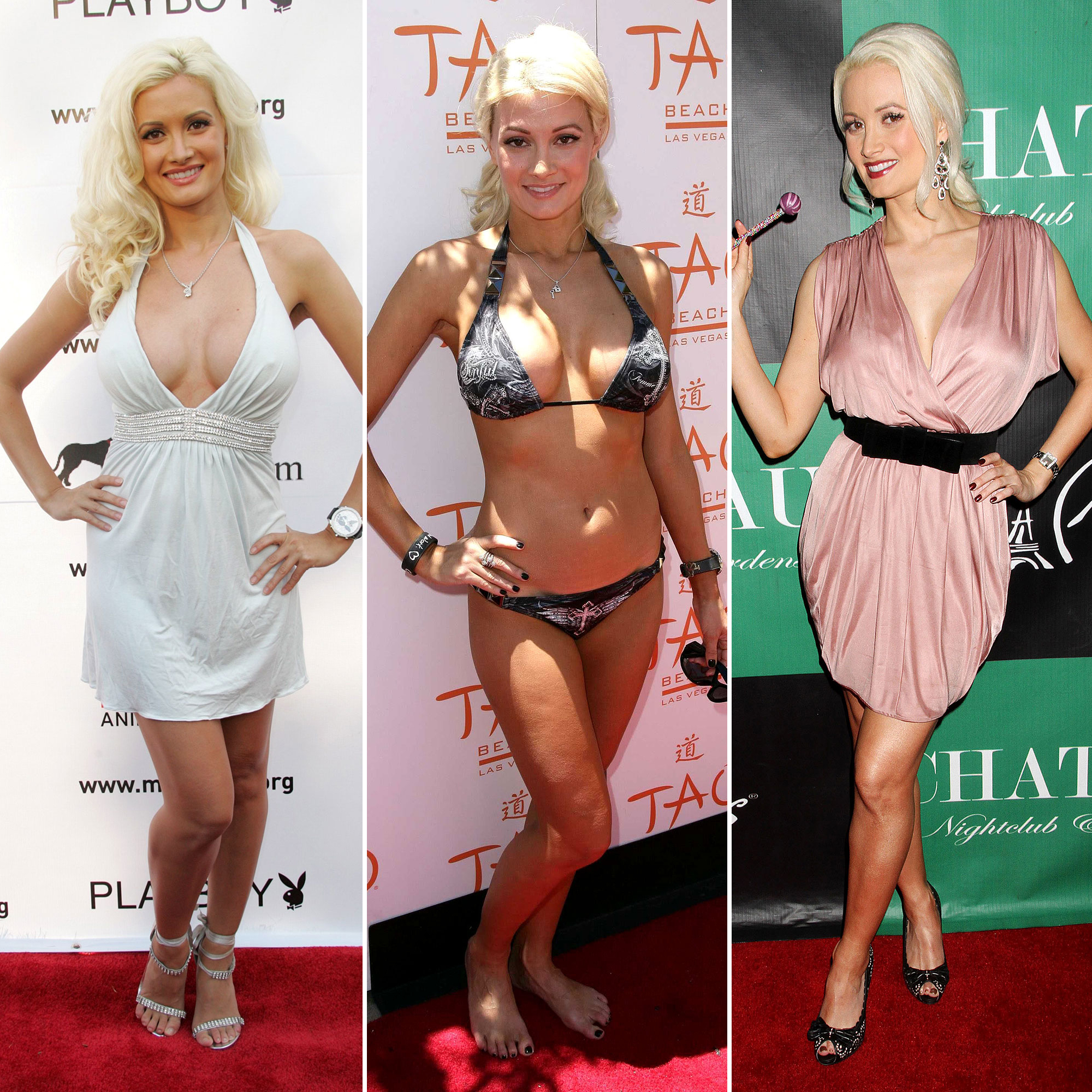 Holly Madison Over The Years From The Girls Next Door To Now