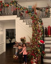 'Jersey Shore' Star JWoww Gets Ready for 1st Christmas With Kids After Divorce: 'My Little Helper'