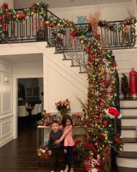 Jenni Farley JWoww Gets Ready for Christmas With Kids Amid Divorce