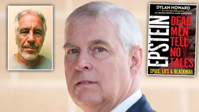 Secret Epstein Sex Slave Diary Reveals Prince Andrew's Kinky Secrets