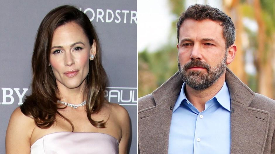 Jen Garner Hesitant to Include Ben Affleck in X Mas Activities With Kids