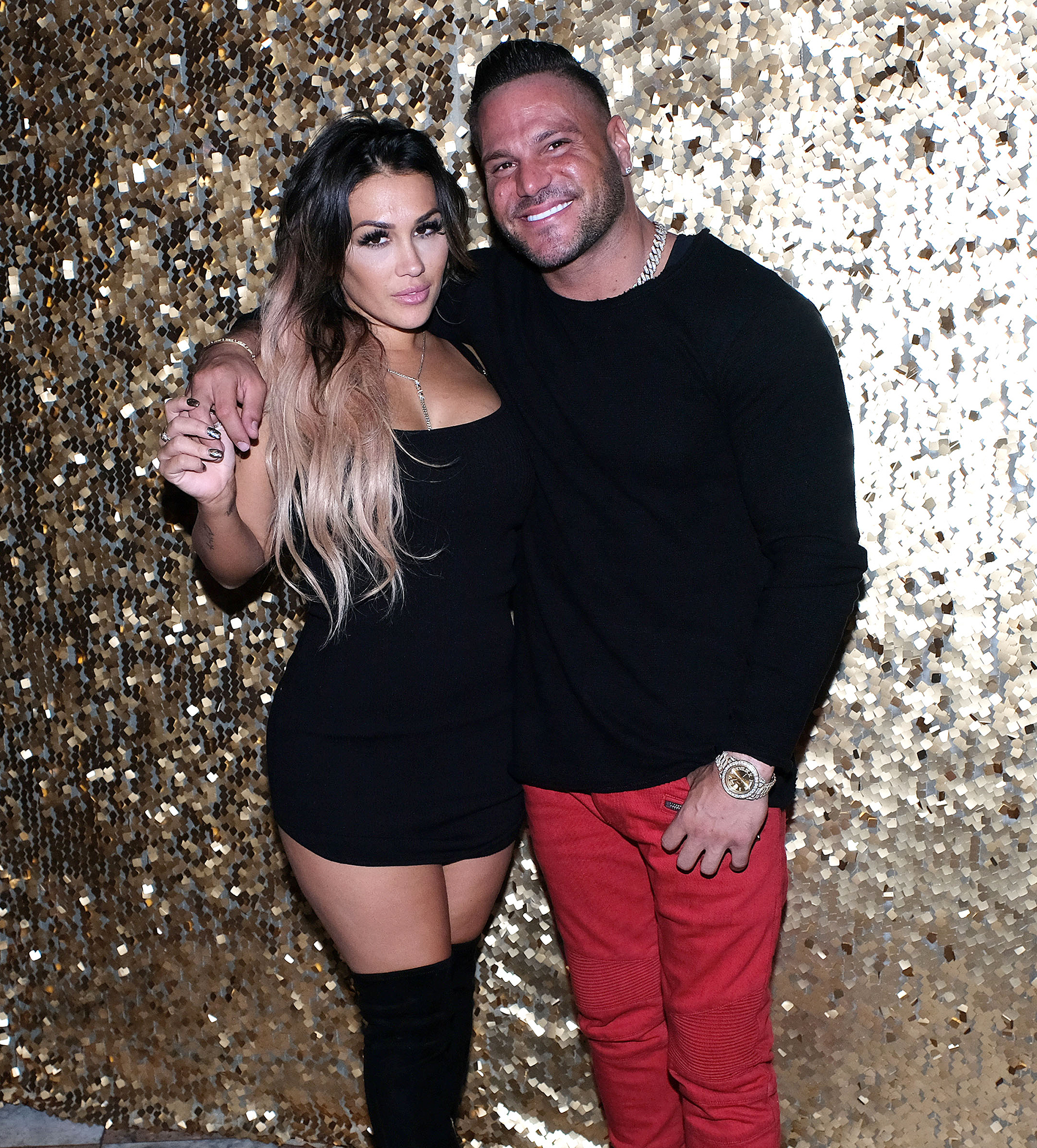 Jen Harley Posts About 'Peace' on IG Amid Ronnie Ortiz-Magro Split