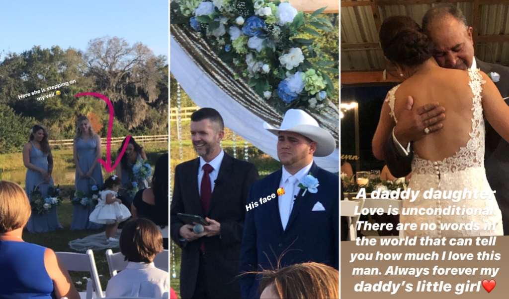 Jennifer Del Rio Wedding Details