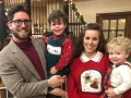 Jessa Duggar's Sons Serenading Dad Ben Seewald With Christmas Carols Will Make Your Friday