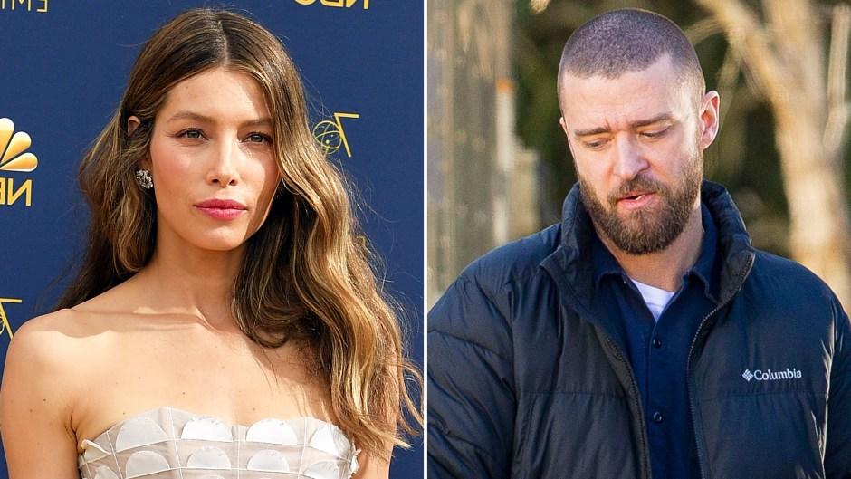 Jessica Biel Pushed Justin Timberlake Public Statement PDA Scandal