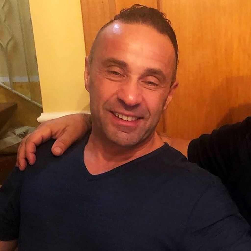 Joe Giudice Spends Time With Friends in Italy
