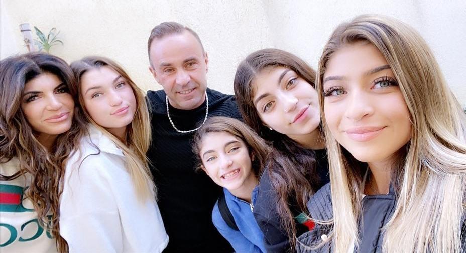 Joe and Teresa Giudice's Daughters 'Will Be Fine' Amid Split