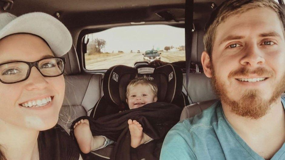 Joy-Anna Duggar Son Gideon Forsyth Is Basically Just An Adorable Clone Of Dad Austin