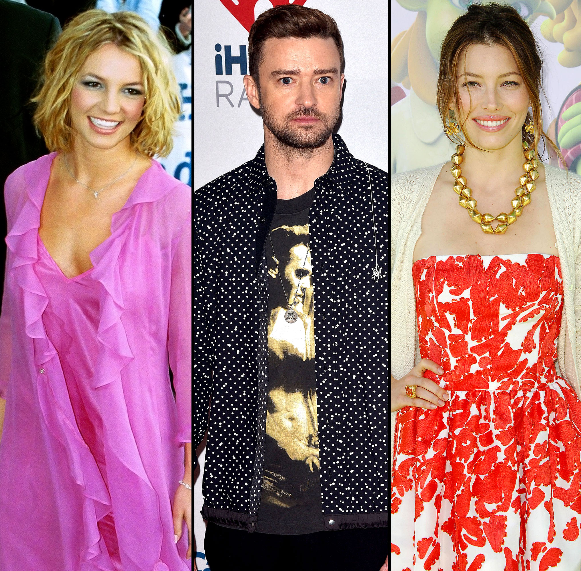 Justin Timberlake S Dating History From Britney Spears To Jessica Biel