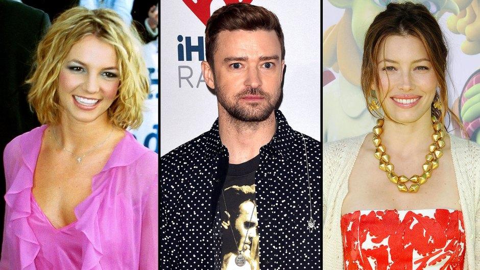 Justin Timberlake's Dating History