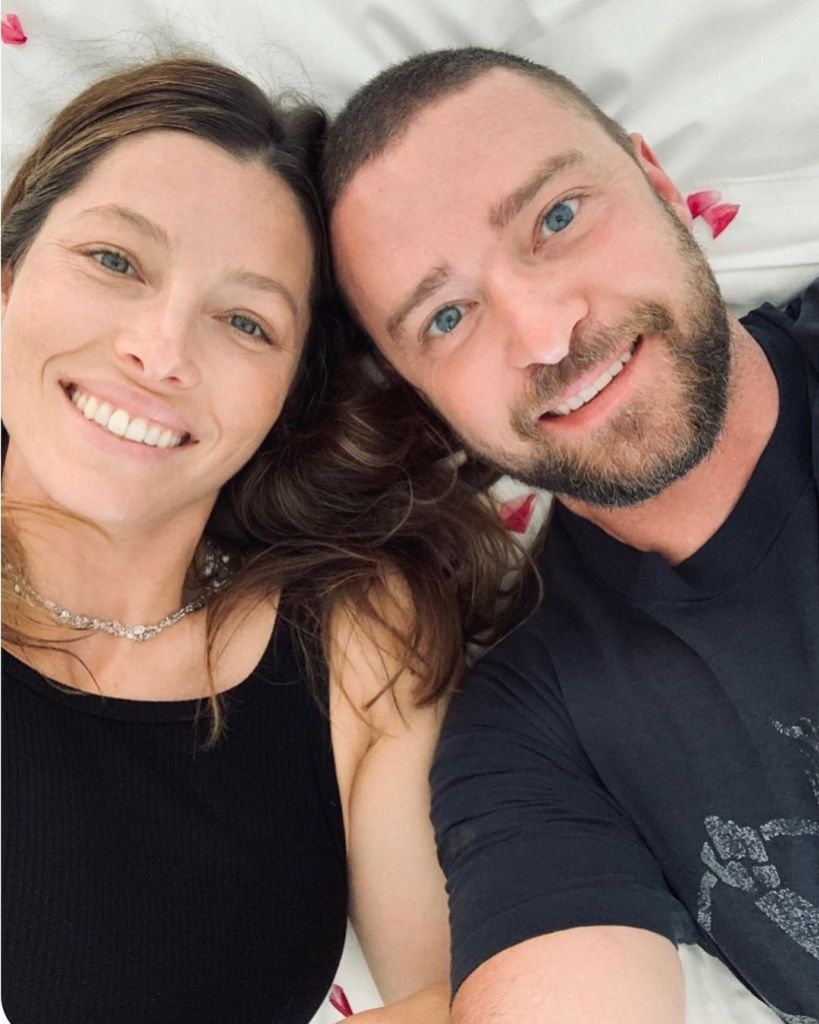Justin-Timberlake-Honors-Jessica-Biel-on-Mothers-Day-Relationship-Timelin