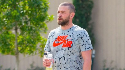 Justin Timberlake Spotted Post-Crossfit Workout in New Orleans