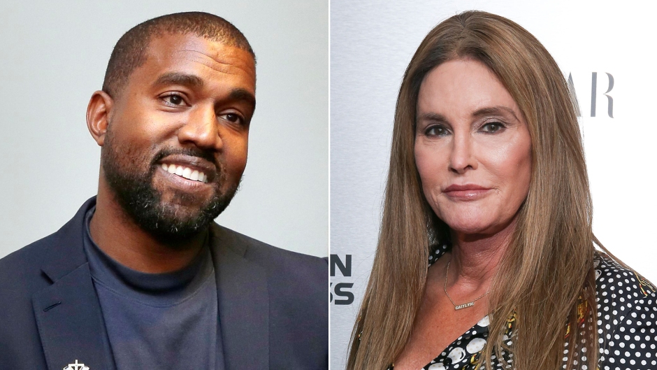Kanye West 'Isn't Mad' at Caitlyn Jenner Amid Legal Drama