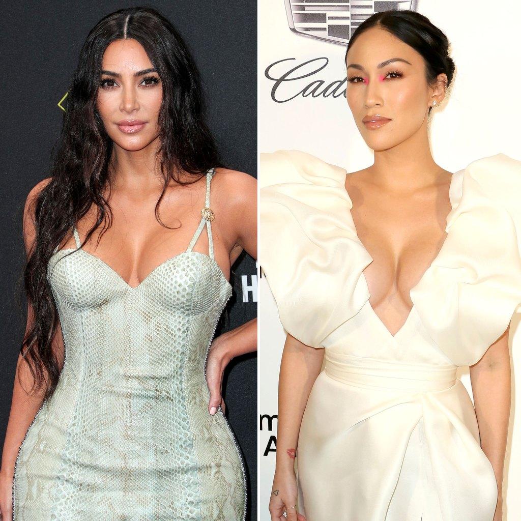 Kim Kardashian's Former Assistant Steph Shep Denies Their Reunion Was 'Awkward