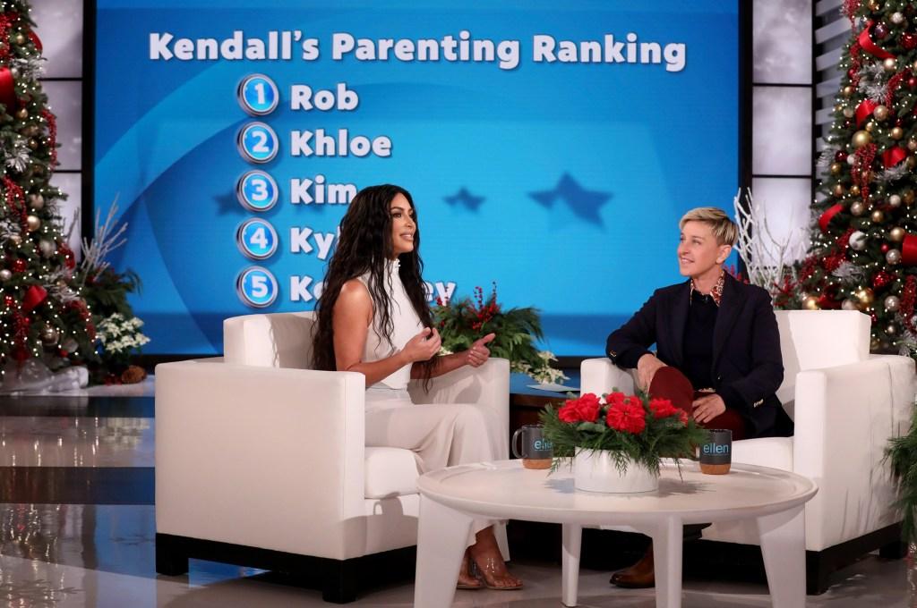 Kourtney Was 'Sensitive' After Kendall Jenner Ranked Her Worst Parent