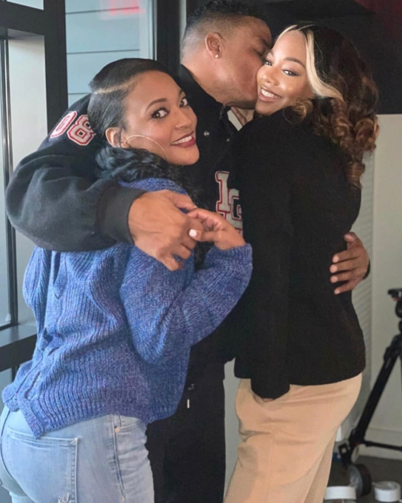 'LHHNY' Star Rich Dollaz Still Shows Support to Baby Mama Miracle