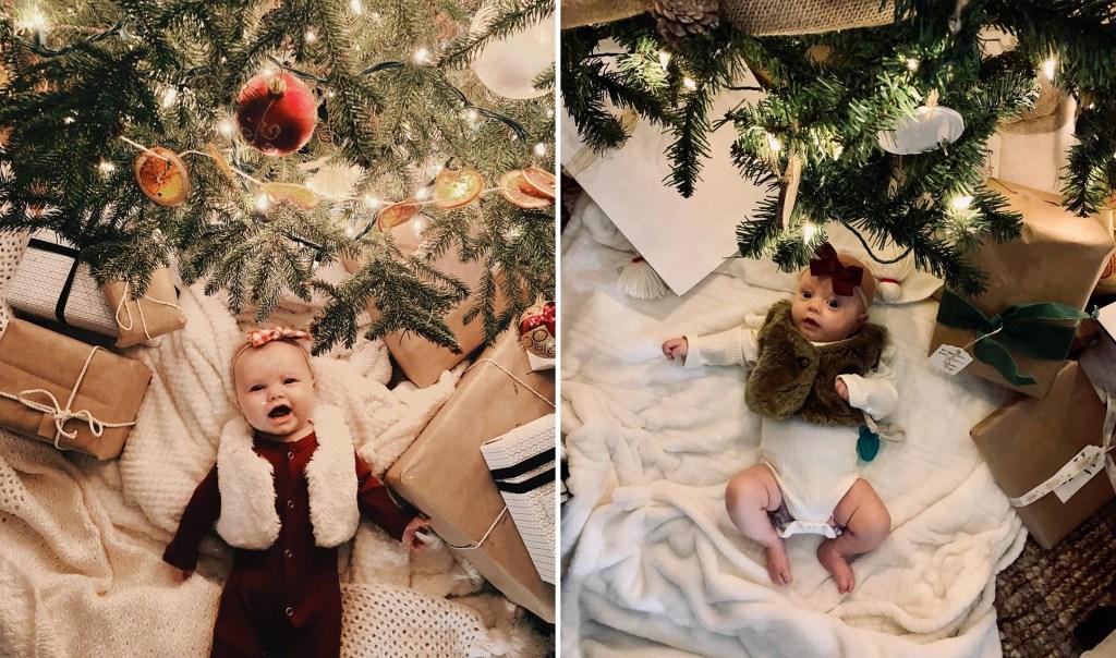 Lauren Swanson Copies Josie Bates' Baby Picture