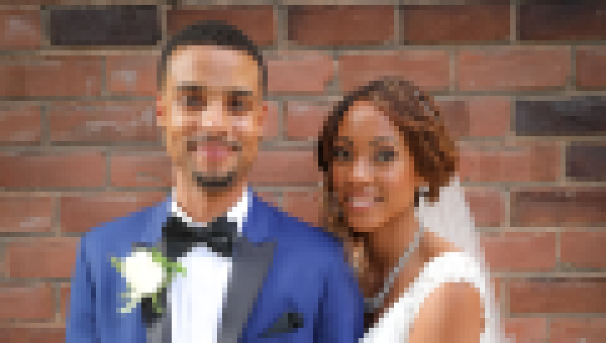 Married at First Sight Season 10 Cast Couple Taylor Dunklin and Brandon Reid