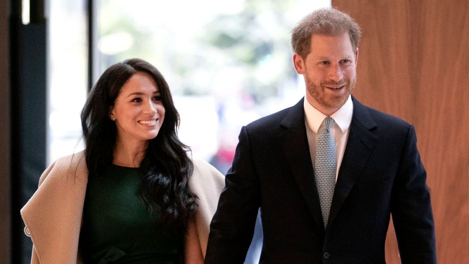 Meghan Markle Wearing Green With Prince Harry