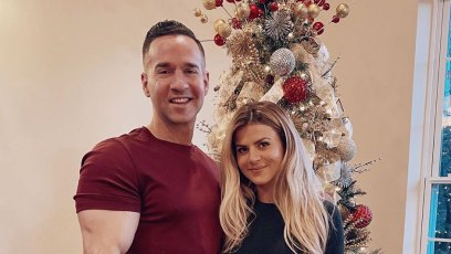 Mike Sorrentino and Wife Lauren Purchase Mansion in New Jersey