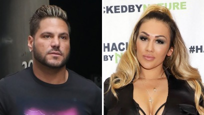Ronnie Magro-Ortiz's Ex Jen Harley Accuses Him of Abuse With Photos