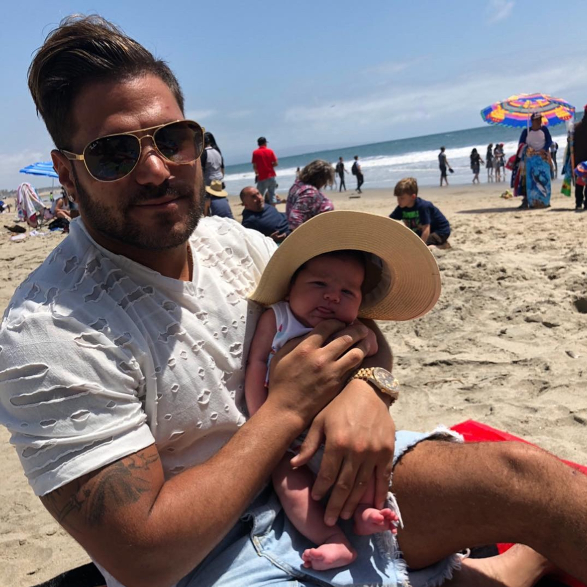 Ronnie Ortiz-Magro 'Anxious' to See Daughter Amid Restraining Order Drama