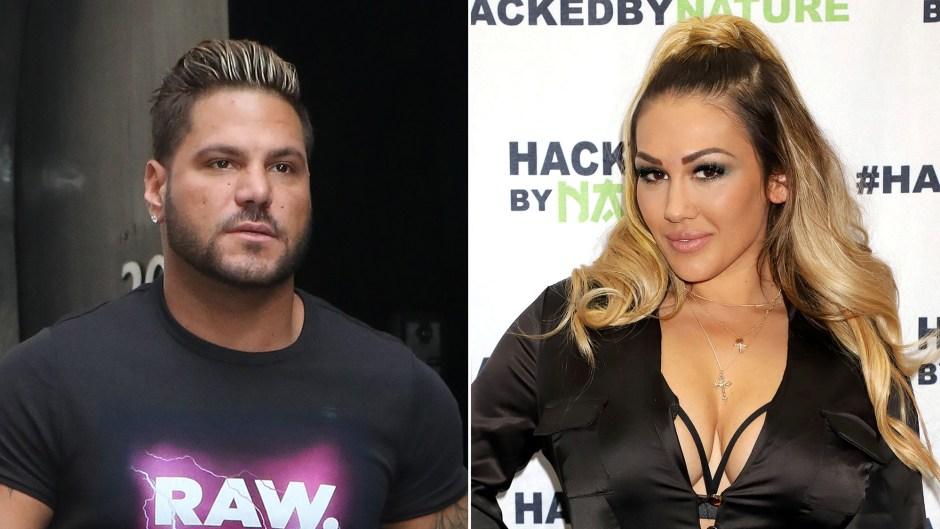 Ronnie Ortiz-Magro Responds Ex Jen Harley Allegations