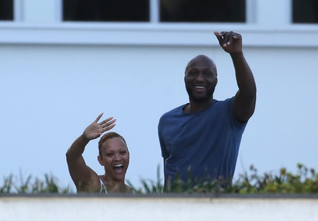 Lamar Odom and Sabrina Parr Are Waiting to Have Sex Until Marriage