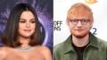 Selena Gomez Admits She 'Soiled' Her Pants Before an Ed Sheeran Concert