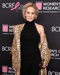 Sharon Stone Chanel West Coast Isn't Afraid to Start Some Drama