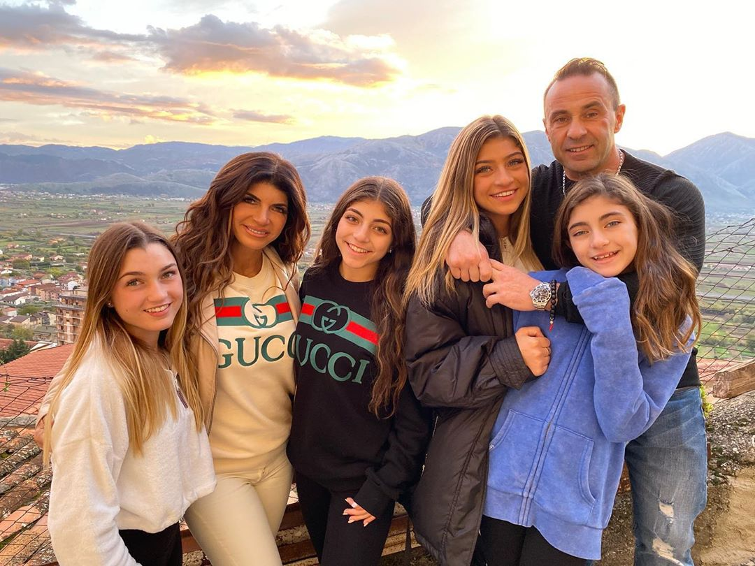 Teresa Giudice Speaks Out After Separation