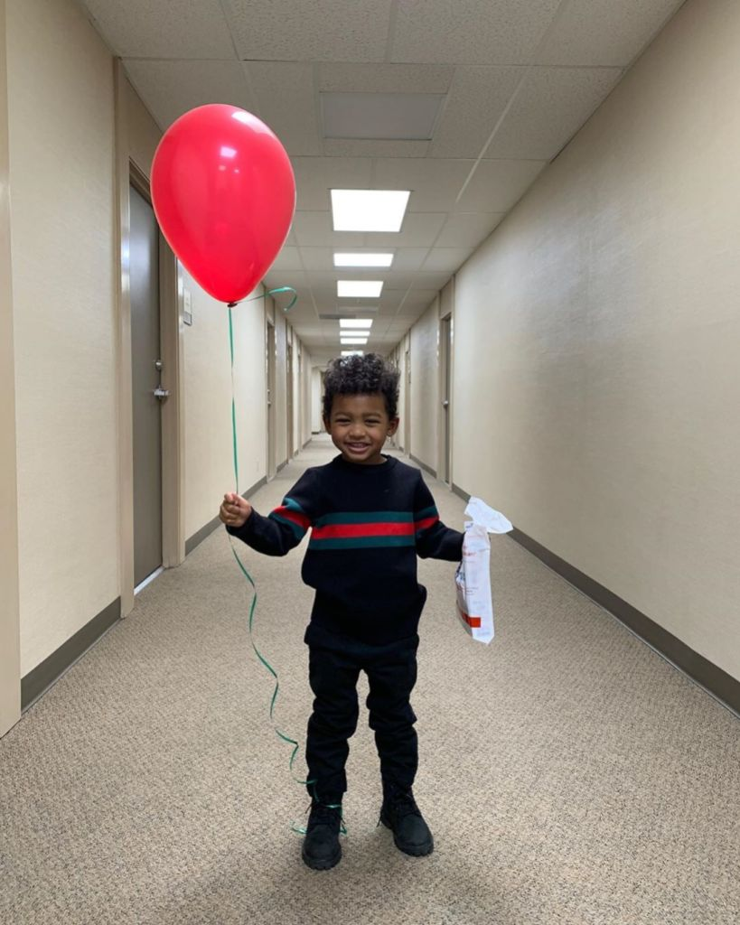 Tristan Thompson Shares a Rare Pic of Son Prince on His 3rd Birthday: 'You Continue to Surprise Me'