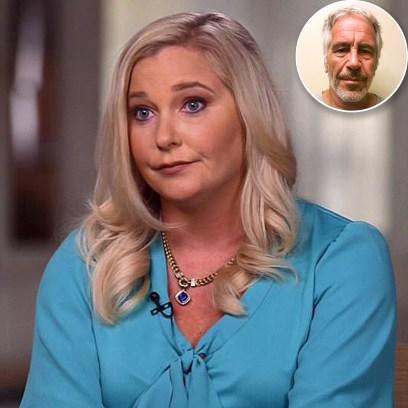 Virginia Roberts Jeffrey Epstein Alleged Victims