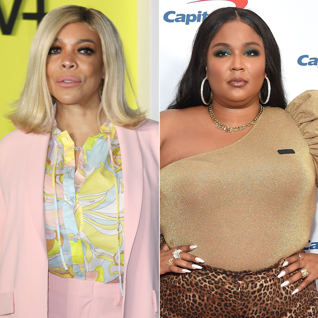 Wendy Williams Calls Out Lizzo for Wearing a Thong to the Lakers Game