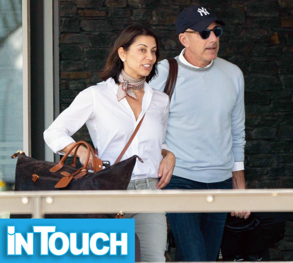 Who Is Shamin Abas Matt Lauer's New Girlfriend 1