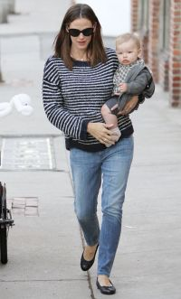 Baby of the Family! Ben Affleck and Jennifer Garner's Son Samuel Has Some Growing Up to Do