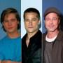 Brad Pitt Transformation