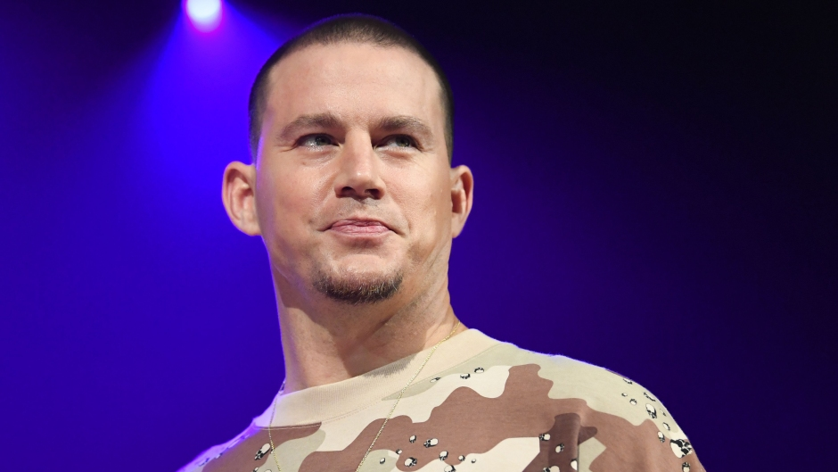 channing tatum's mom gives him words of encouragement after a 'rollercoaster' of a year