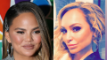 chrissy teigen gets a cameo from 90 day fiance star darcey silva for her birthday