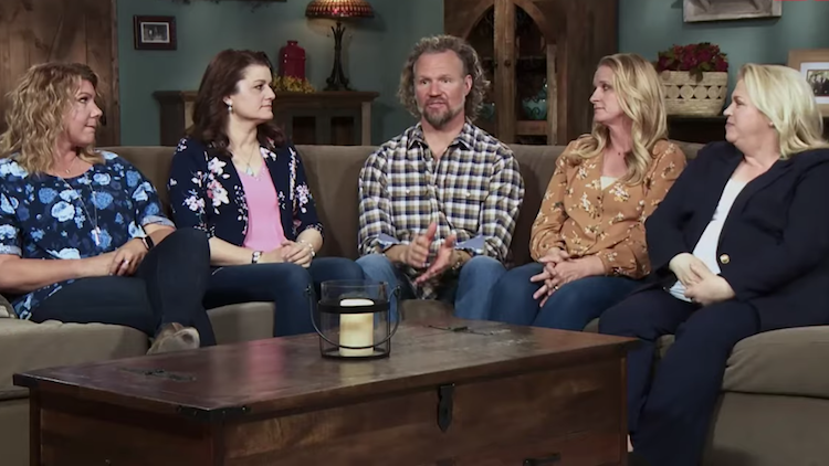 did the sister wives stars sell their houses
