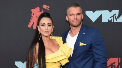 jenni 'jwoww' farley and her boyfriend zack clayton carpinello celebrated his birthday with her 'jersey shore' costars